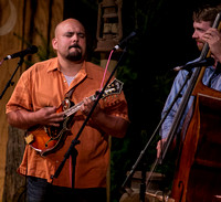 Frank Solivan & Dirty Kitchen @ The Bluegrass From The Forest 2012