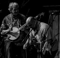 Frank Solivan & Dirty Kitchen @ The Bluegrass From The Forest 2012-5