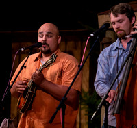 Frank Solivan & Dirty Kitchen @ The Bluegrass From The Forest 2012-8