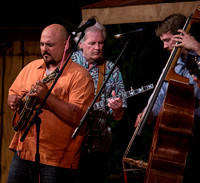 Frank Solivan & Dirty Kitchen @ The Bluegrass From The Forest 2012-9