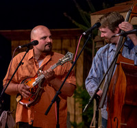 Frank Solivan & Dirty Kitchen @ The Bluegrass From The Forest 2012-12