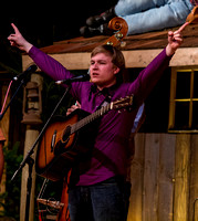 Frank Solivan & Dirty Kitchen @ The Bluegrass From The Forest 2012-14