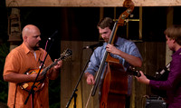 Frank Solivan & Dirty Kitchen @ The Bluegrass From The Forest 2012-19