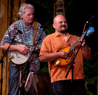 Frank Solivan & Dirty Kitchen @ The Bluegrass From The Forest 2012-20