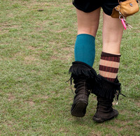 The Boots of Hardly Strictly