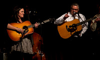 The Kenny & Amanda Smith Band @ Wintergrass 2013-5