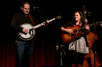 The Kenny & Amanda Smith Band @ Wintergrass 2013-6