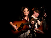 The Kenny & Amanda Smith Band @ Wintergrass 2013-14