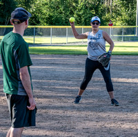 Axia Home Loans Softball Practice 6-26-18-3