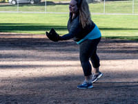 Axia Home Loans Softball Practice 6-26-18-5