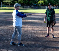 Axia Home Loans Softball Practice 6-26-18-20