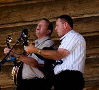 Spinney Brothers @ The Darrington Bluegrass Festival 2012-4