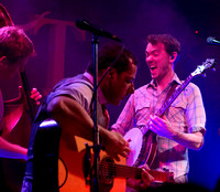 The Infamous Stringdusters @ The Tractor Tavern 11-11-11-3
