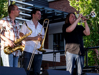 The Paperboys @ University Village August 2012-7