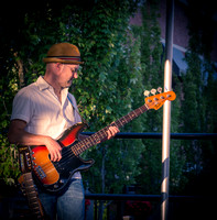 The Paperboys @ University Village August 2012-11