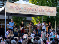 The Paperboys @ University Village August 2012-15