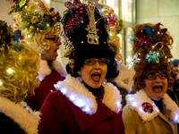 The Beaconettes @ The Great Figgy Pudding Caroling Contest 2012