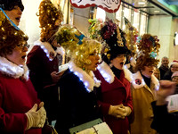 The Beaconettes @ The Great Figgy Pudding Caroling Contest 2012-13