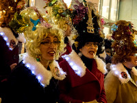 The Beaconettes @ The Great Figgy Pudding Caroling Contest 2012-14