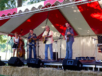 The Stray Dogs @ The 2012 Bluegrass on The Green Festival
