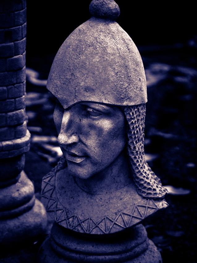 Ridgefield Chess Piece