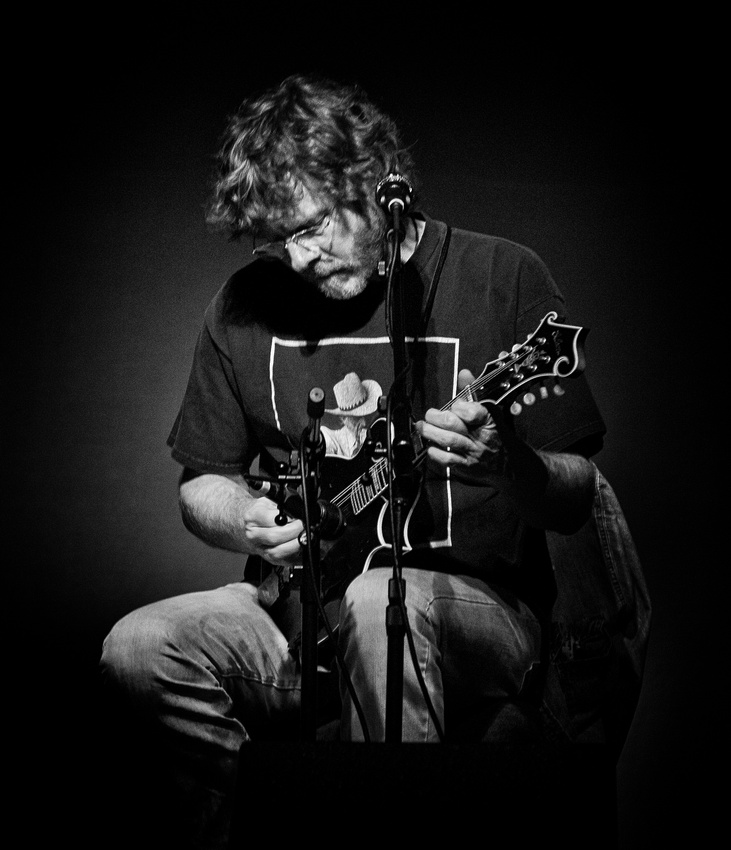 Sam Bush Wintergrass 2011